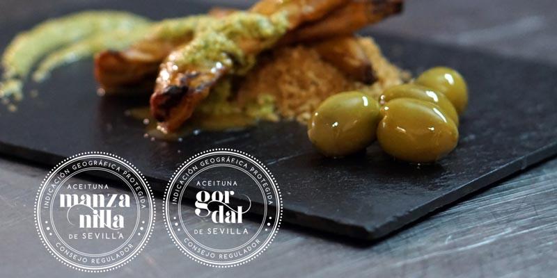 Sevilla, de donde vienen las aceitunas