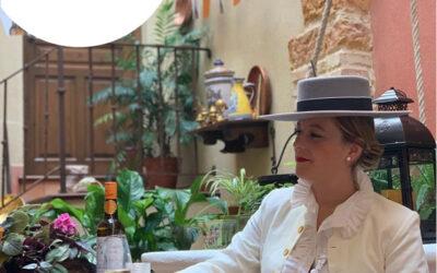 ¡Ey, la ganadora del concurso «Vámonos de Feria» ya está aquí!