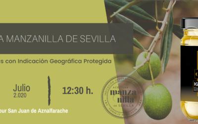 ¡YA ESTÁN AQUÍ!. Tenemos la satisfacción de anunciaros la presentación de los primeros envases con IGP Aceitunas Manzanilla de Sevilla en el canal distribución.