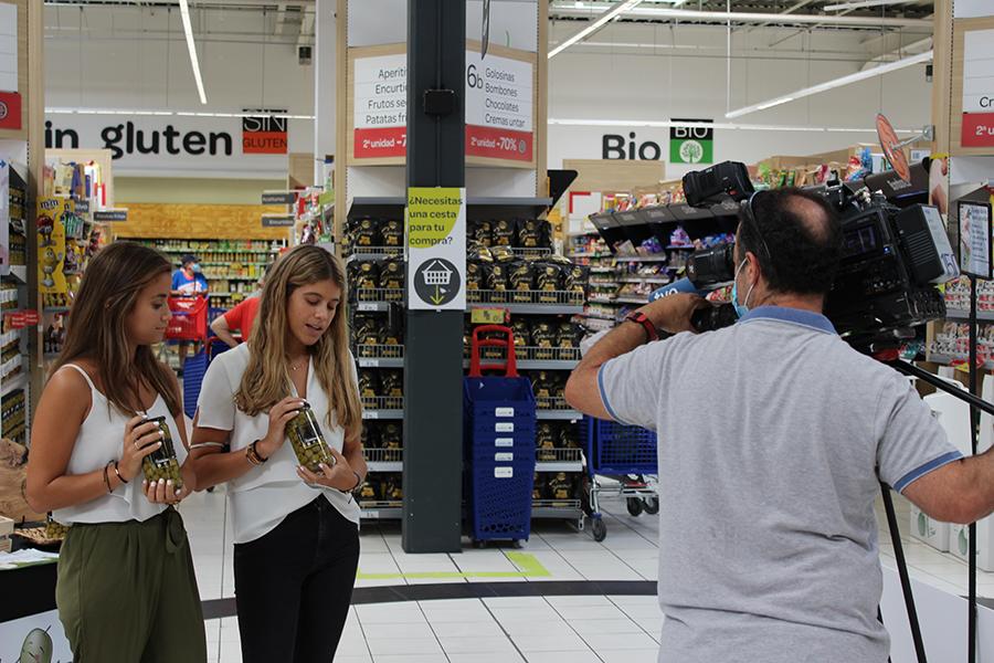 La gran distribución apuesta por las aceitunas sevillanas con Indicación Geográfica Protegida (IGP), Manzanilla de Sevilla 9