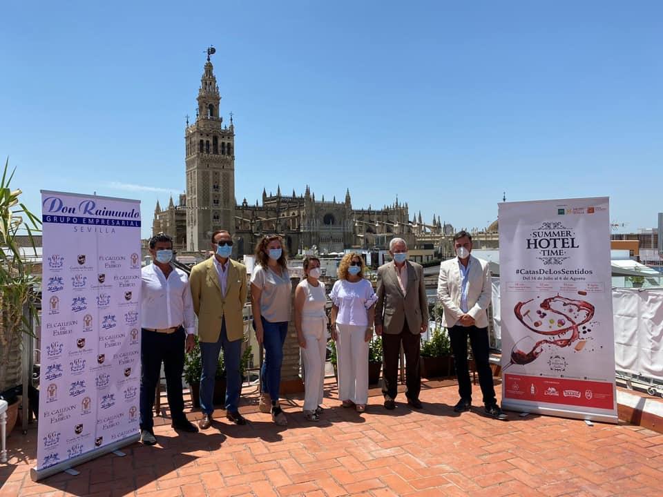#Catasdelossentidos, este año con la participación de la IGP Aceitunas Manzanilla y Gordal de Sevilla 3
