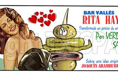 Gilda, el pintxo icono de la gastronomía donostiarra, mejor con aceitunas manzanilla IGP.