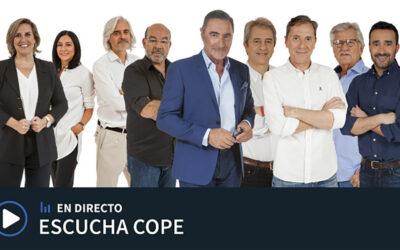 Entrevista en Cope + Sevilla a Doña Rosario Acosta sobre la presentación de la Guía del Aceite y la Aceituna de Mesa