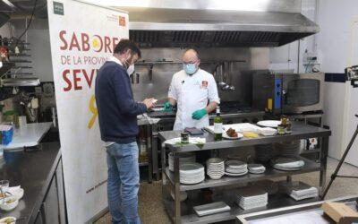 Aplicaciones de la aceituna y el mosto en la cocina: Luis Portillo, el Chef de las Aceitunas.