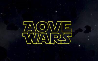 Que la Fuerza virgen extra te acompañe: llega AOVE Wars