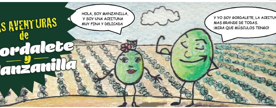 Las aventuras de Manzanilla y Gordalete