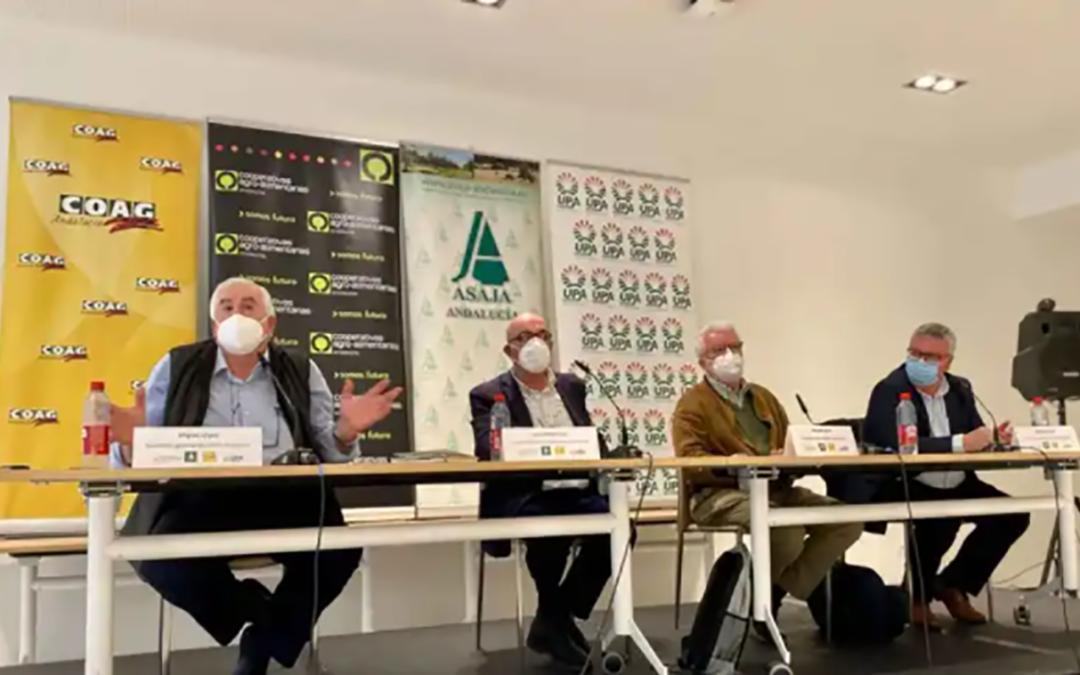 El sector agrario andaluz inicia período indefinido de movilizaciones en contra de la convergencia brusca de la PAC