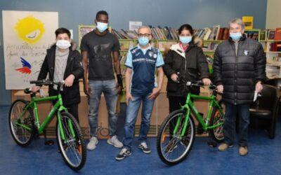 BKT dona cerca de 500 bicicletas a ONGs, asociaciones y clubes deportivos