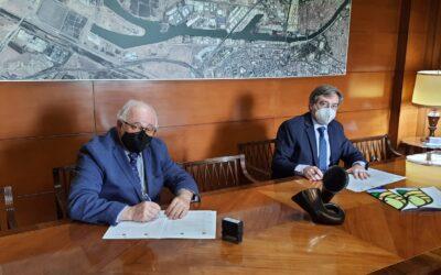 Puerto de Sevilla y el Consejo Regulador firman un acuerdo de colaboración para destacar la importancia del Guadalquivir en el Comercio Internacional de la Aceituna de Mesa Sevillana