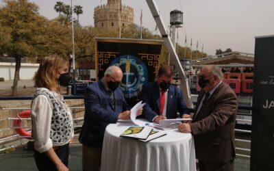 Firmado Convenio de Colaboración con el Ateneo de Triana