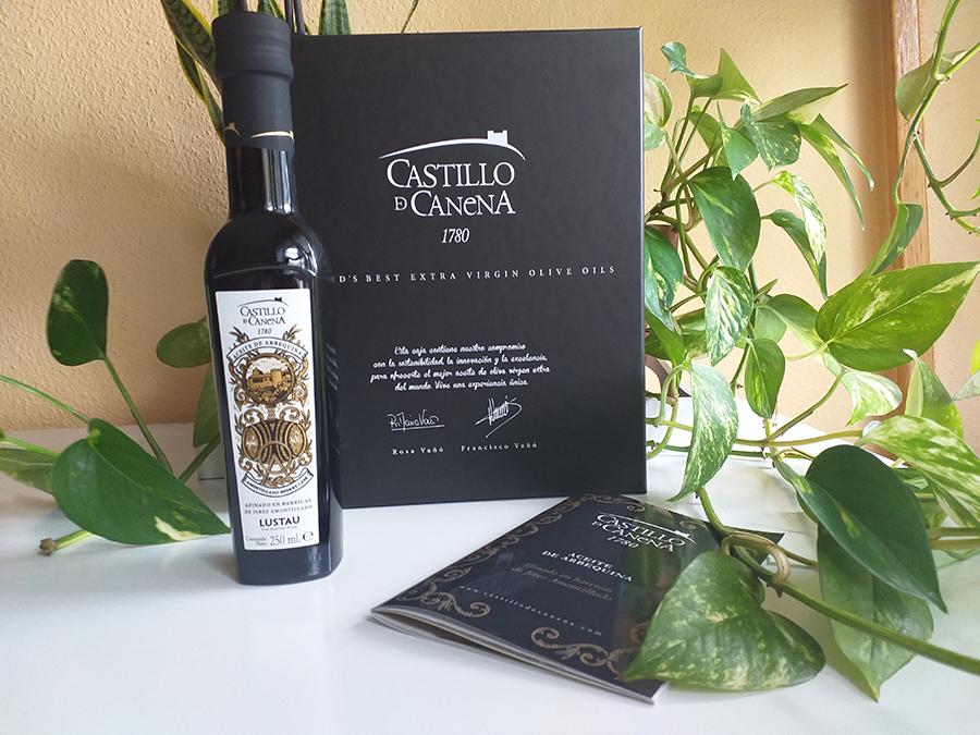 Arbequino Amontillado: la fusión entre el AOVE arbequino joven y los aromas del vino amontillado viejo