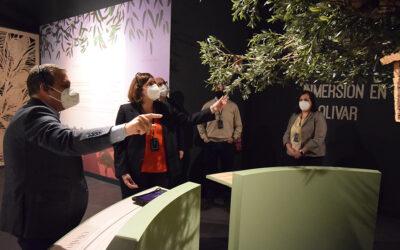 El Centro de Interpretación del Olivar de La Pontezuela,  proyecto pionero en España