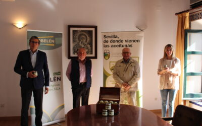 Cobelén, lanza sus primeras aceitunas con el sello de la IGP Aceitunas Manzanilla y Gordal de Sevilla.