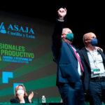 Dujo repite al frente de Asaja CyL con el reto de que «la sociedad vea al campo no como problema, sino como solución»