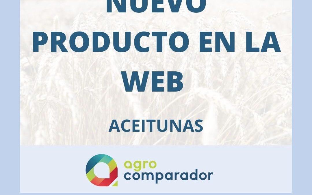 Oferta de un nuevo producto en la web de Agrocomparador ‼️ 〰️ Aceituna de molino, Manzanilla sevillana 250.000 Kg • Localización: Arroyomolinos de León ( Huelva )  Enlace directo: https://www.agrocomparador.com/producto/aceituna-de-molino-manzanilla-sevillana-250000-521