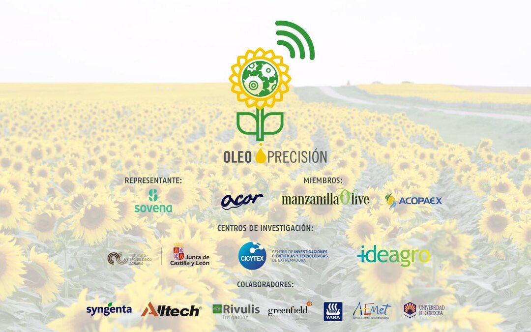 RT by @ManzanillaOlive: 🌻 #OLEOPRECISIÓN  💻 Si quieres saber más sobre el #GrupoOperativo @OLEO_PRECISION (modernización #cultivo #oleaginosas en España), visita la web del #proyecto ➡️ https://oleoprecision.es/ 📲 La APP de @OLEO_PRECISION: https://oleoprecision.es/oleopr/public/index.html#/