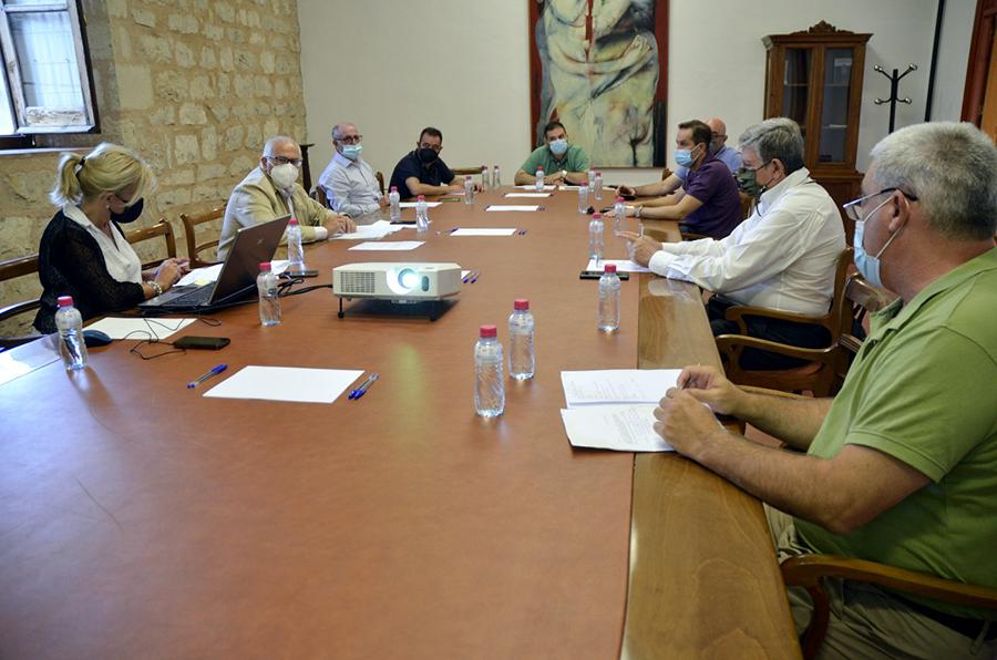 Radiografía de las empresas de maquinaria agrícola en la provincia de Jaén