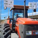 Agricultores y ganaderos de toda Andalucía se manifiestan el jueves para forzar que se cambie el Plan Estratégico de la PAC